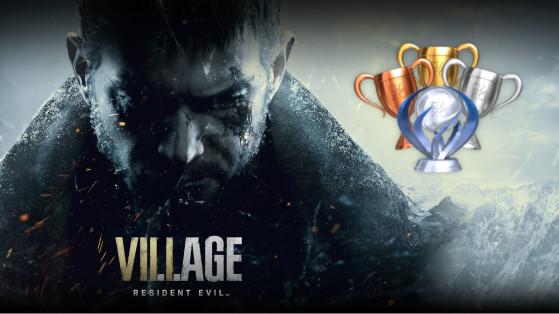 Trophées Resident Evil Village : la liste complète