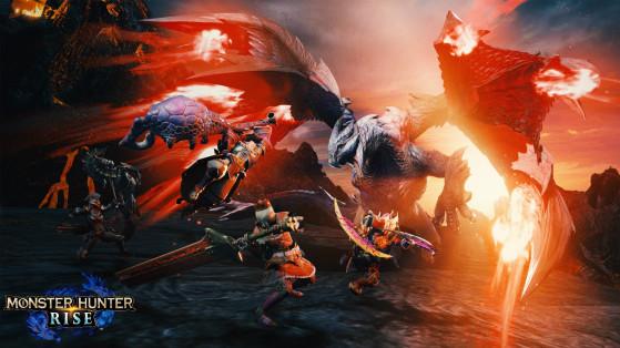 Valstrax écarlate Monster Hunter Rise : Comment le débloquer et le battre, guide et astuces
