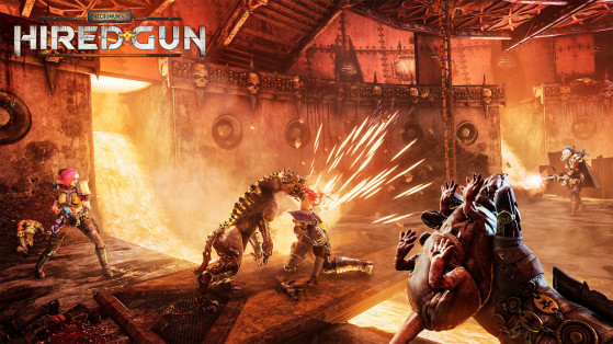 Test de Necromunda Hired Gun : un Doom-like qui a du chien ?