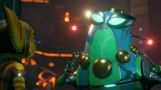Madame Zurkon sera une alliée de choix ! - Ratchet & Clank: Rift Apart