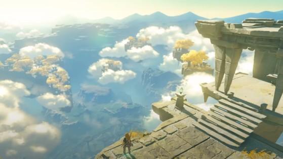 Zelda Breath of the Wild 2 a déjà un titre... Mais Nintendo préfère le garder secret