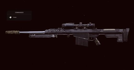 Quelle est la meilleure classe pour le M82 sur Warzone ?