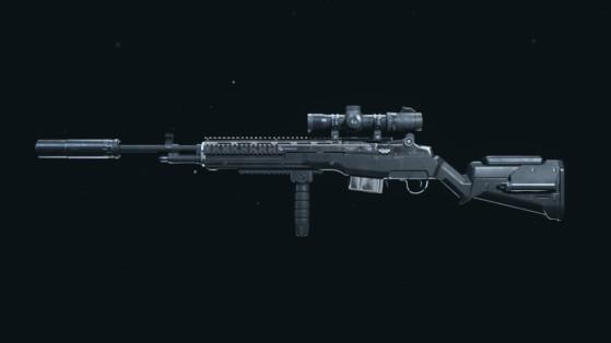Quelle est la meilleure classe pour le EBR-14 sur Warzone ?
