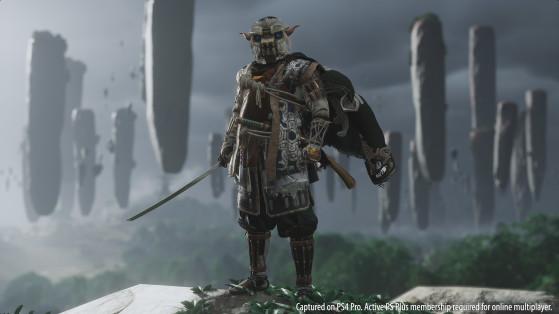 Ghost of Tsushima : Ajout de costumes Bloodborne, God of War et autres