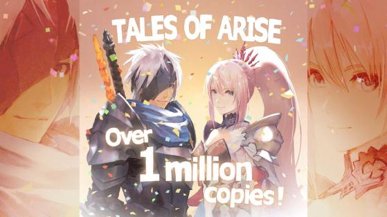 Un million de copies vendues pour Tales of Arise dès sa première semaine