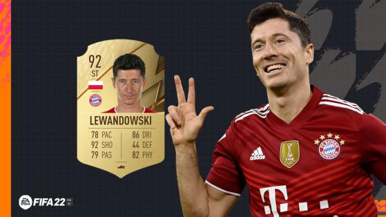 FIFA 22 - Les 11 meilleurs joueurs de Bundesliga avec 7 bavarois !