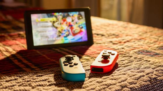 Nintendo Switch : Une nouvelle manette en préparation ?
