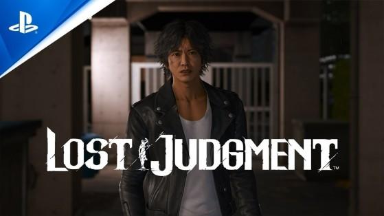 Test de Lost Judgment PS5 : Un très bon cas d'école