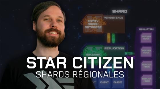 Star Citizen : les joueurs seraient répartis dans des Shards régionales (dixit Chad McKinney)