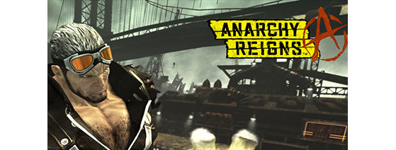 Anarchy Reigns : Test