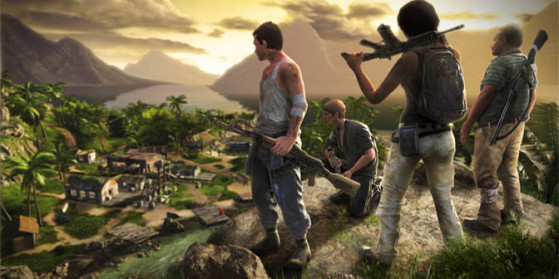 Far Cry 3 : Millenium sort le couteau