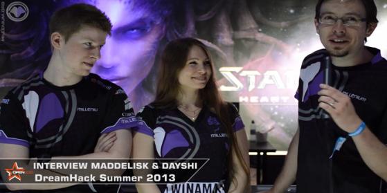 Interview de Dayshi et MaddeLisk