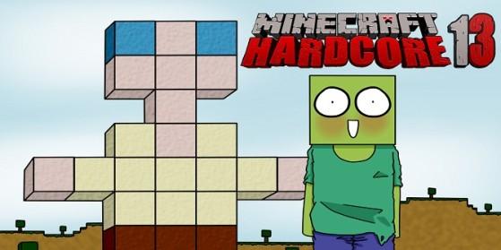 Minecraft Hardcore saison 13 épisode 1
