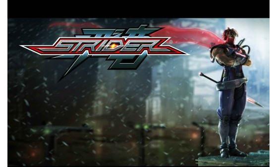 Strider ressuscité par Capcom