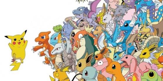 Histoire de la série de jeux Pokémon