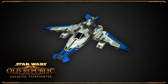 SWTOR : Galactic Starfighter - 25/11/2013