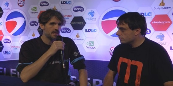 Interview Hylis à l'ESWC 2013