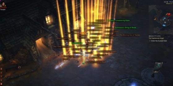 Reaper of Souls : Objets légendaires