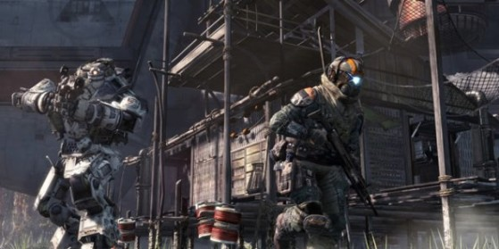 Titanfall Introduction Gameplay