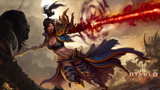 Diablo 3 : Build Sorcier Oiseau de Feu Archonte