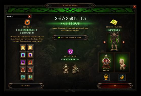La mascotte des différentes saisons par exemple servent aussi à ramasser l'or. - Diablo 3
