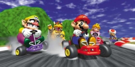 Rubrique jeux rétro : Mario Kart 64