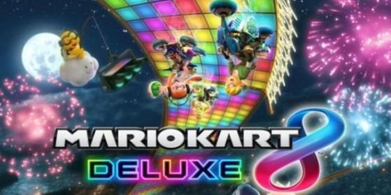 Mario Kart 8 Deluxe : astuces, guide