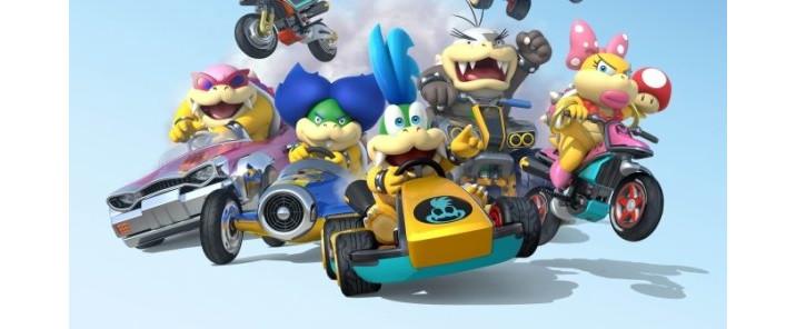 Mario Kart 8 Personnages Et Stats Millenium