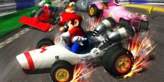 Rubrique Jeux rétro : Mario Kart DS