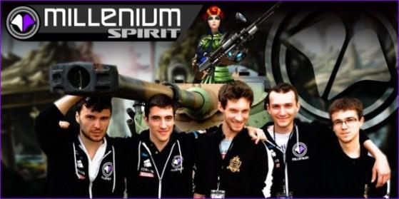 GG Call Nash devient Millenium Spirit