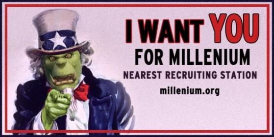 Millenium recherche un expert de WoW