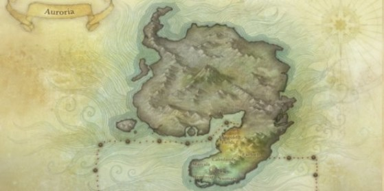 Auroria bientôt accessible