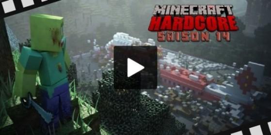 Minecraft Hardcore saison 14