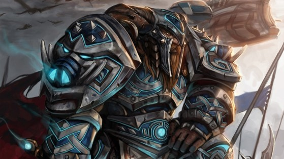 Heroes of the Storm : Guide Muradin, Build increvable