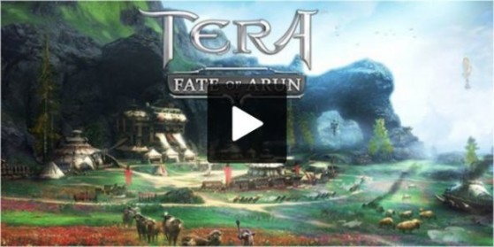 L'extension de TERA Fate Of Arun en LIVE