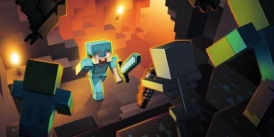 Le futur patch pour Minecraft : PS4