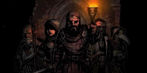 Preview de Darkest Dungeon