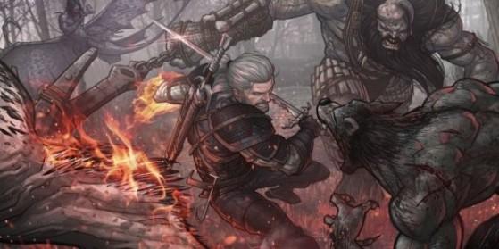 The Witcher 3 : La carte complète