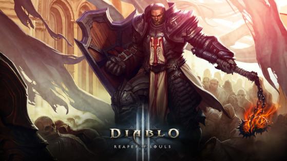 Diablo 3 : Build Croisé Roland Bouclier 70