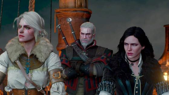 The Witcher 3 : Histoire et personnages