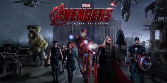 Vidéo du jour : The Avengers