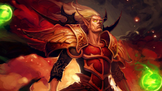 Heroes of the Storm : Guide Kael'thas, Build bombes