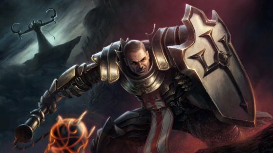 Diablo 3 : Build Croisé Roland 70 Fustigation