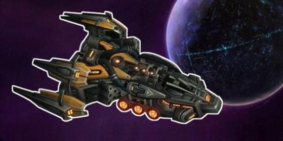 SC2 Legacy of the Void : Croiseur - Millenium