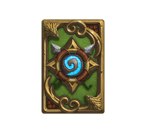 Dos de cartes Alleria Coursevent - Hearthstone