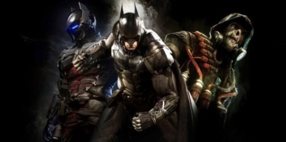 Batman Arkham Knight, PS4, Xbox One, PC