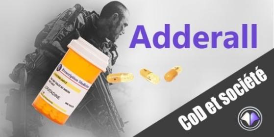 Adderall, la drogue dopage de l'eSport