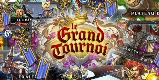 Le Grand Tournoi, extension Hearthstone