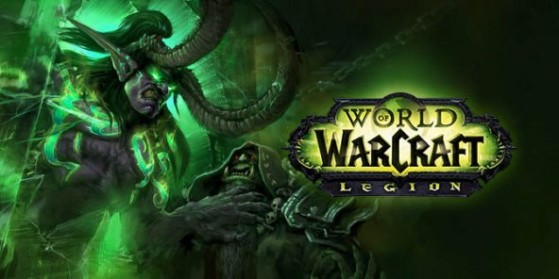 Legion, extension de WoW
