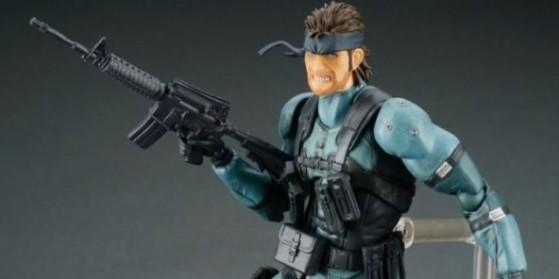 Le Metal Gear Café ouvre ses portes le 24